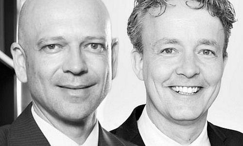 Reto Ineichen and Christoph Beck