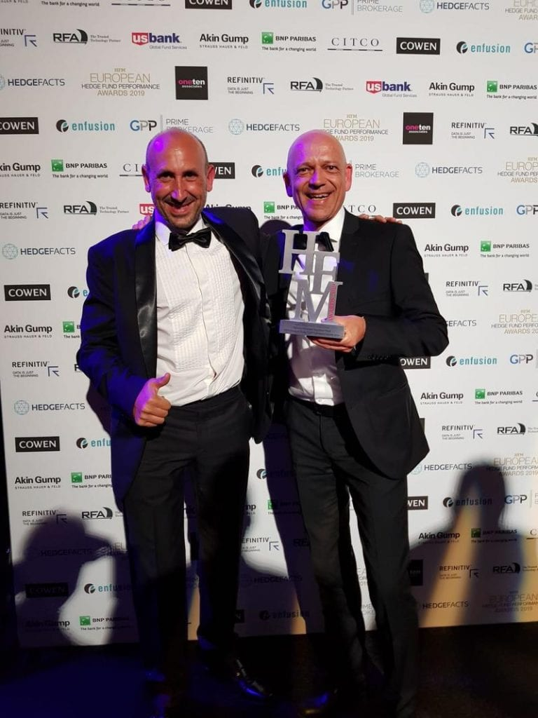 HFM Alternative Investment Awards