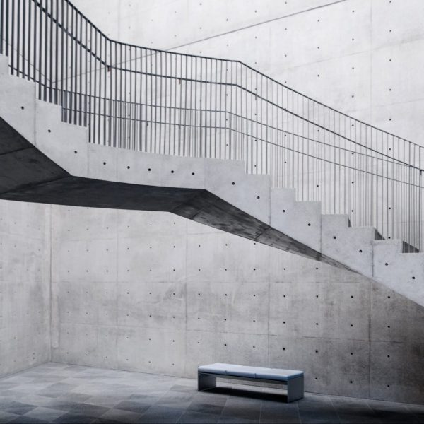 Concrete stairs credit investment